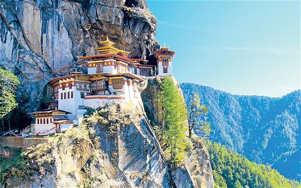 Llamadas internacionales por VoIP a Butan