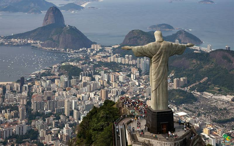 Codigo de area, tarifas, mapa, clima de Brasil