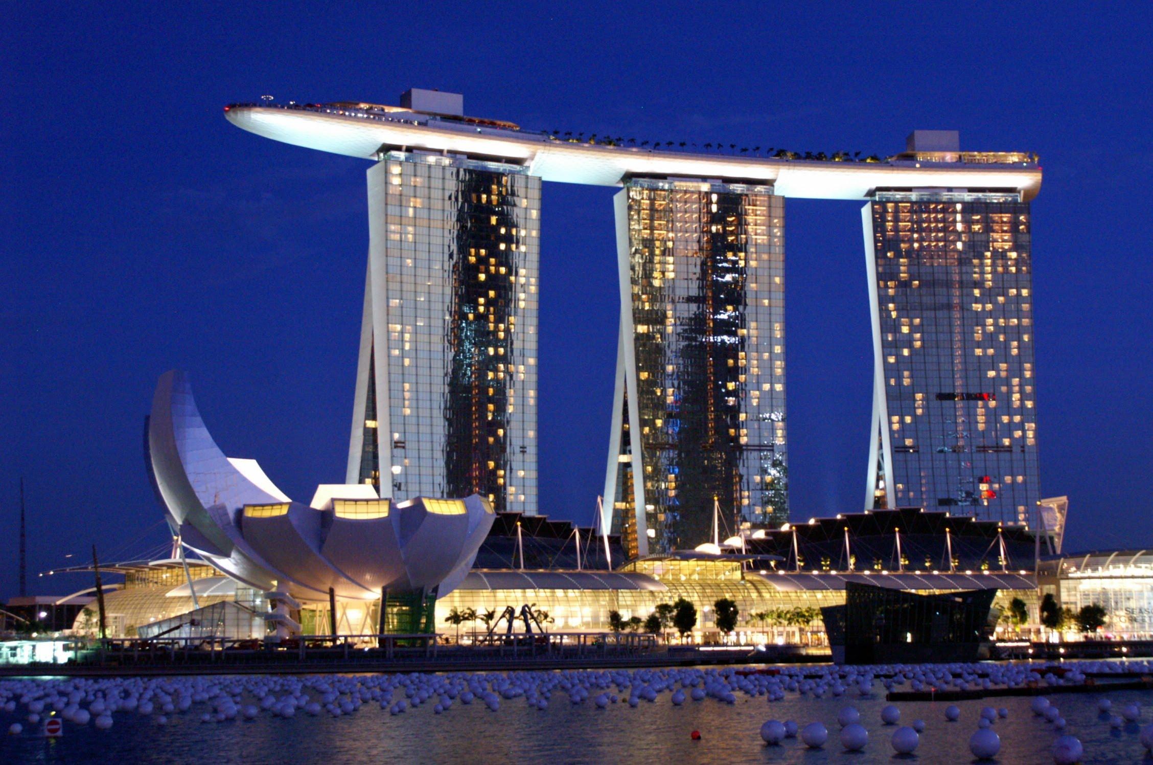 Para llamar a Singapore SINGAPUR